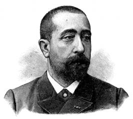 Georges Gilles de la Tourette (1857-1904) is de naamgever van het genoemde syndroom